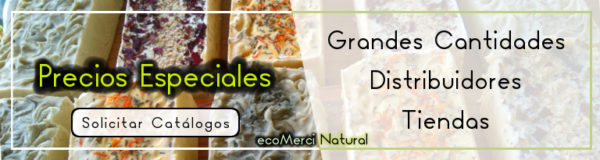 Tarifas especiales para distribución de productos EcoMerci Natural