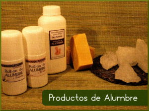 Botton Productos Alumbre