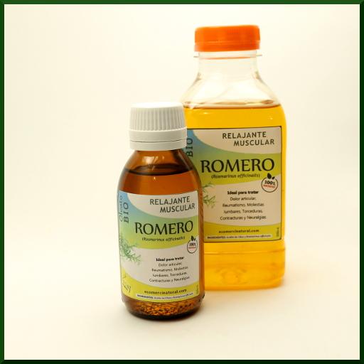 Oleato natural de Aceite de Oliva y Romero