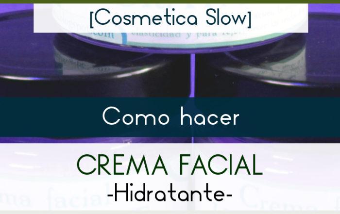 Como hacer Crema Facial