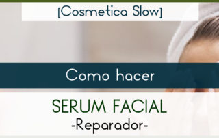 Como hacer Serum Facial Natural